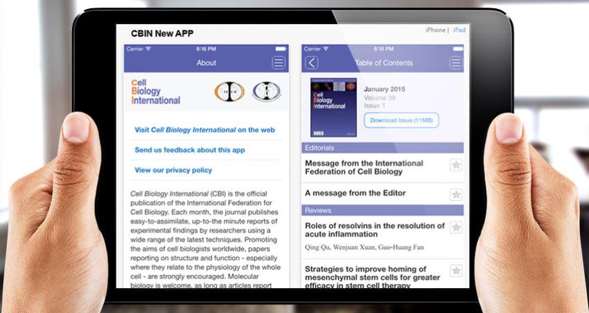 CBIN New App