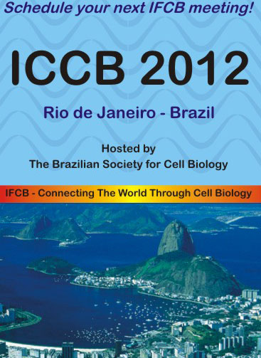 The 10th IFCB/ICCB has just been awarded to Brasil, 2012 in Rio de Janeiro